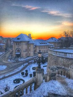 Winter in Iasi by Ionut Birsan Stuff To Do, Things To Do, Romania Travel, Bucharest, Best Cities, Capital City, Where To Go, Travel Photos, The Good Place