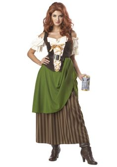 Tavern Wench Costume