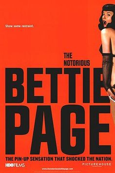 The Notorious Bettie Page - Google 搜尋