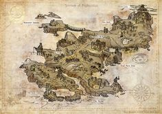 Feng Zhu Design: Old School RPG Maps