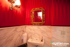 BATHROOM in The Royal Suite at The Goring