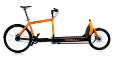 One of these days, I'm getting a cargo bike. This Cargo Bike. Bicycle Lock, Bicycle Shop, Mk1, Cool Bicycles, Cool Bikes, Bullitt Cargo Bike, Le Cargo, Siege Bebe, Benne
