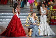 La española Mireia Lalaguna, nueva Miss Mundo 2015 - Foto 1