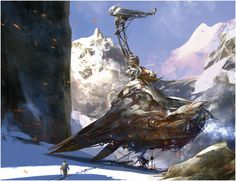 Sparth Science Fiction gallery