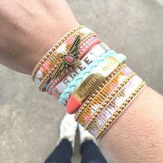 Hipanema bracelet - Summer 2016