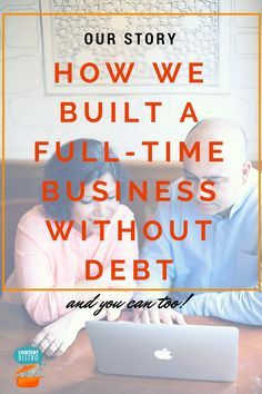 On Debt, Disadvantages and Doing Your Thing - Content Bistro