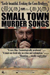 September 18th - Small Town Murder Songs (TV)