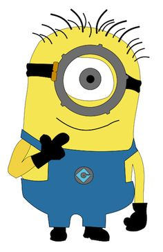 Minion Clip Art | Creating in Carolina: A Minion...they are everywhere!