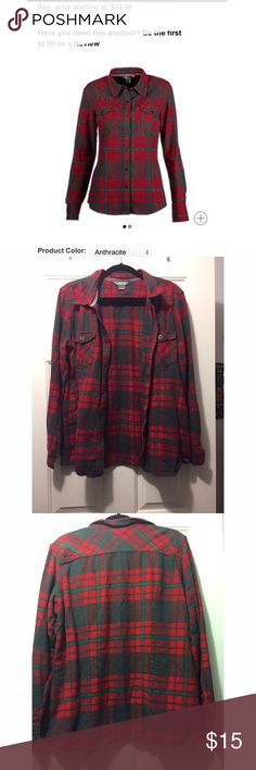 Brushed flannel button up Natural Reflections 1X Brushed flannel button up. Incredibly soft! Never worn. Pairs wonderfully with a vest or can be worn solo! Bass Pro Shop Tops Button Down Shirts