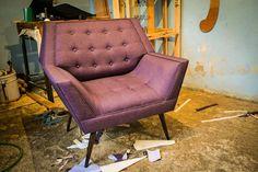Muebles sobre diseño #vintage #retro #furniture  Cel/whatsapp: 2226112399 https://www.facebook.com/mueblesvintagenial