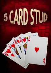 learn how to play 5 card stud