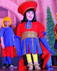 Costume for Lord Farquaad Lord Farquaad Costume, Shrek, Harajuku, Captain Hat, Costumes, Style, Fashion, Swag, Moda