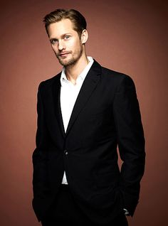 Alexander Skarsgard: True Blood's Sexiest Vampire: All About Work