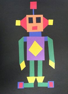 Geometry Robots - students design it first, to become familiar with the different quadrilaterals. After, have each student study his/her own robot to explore the properties of different shapes. Can do a compare/contrast or Venn diagram: