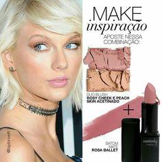 Compre online, receba em casa e arrase na make. Você linda e poderosa!  #Contém1g #Makeup #Maquiagem #MakeInspiração