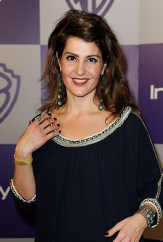 Nia Vardalos Photo - 11th Annual Warner Brothers And InStyle Golden Globe After-Party