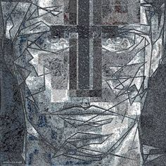 "Saatchi Art Artist Igor Bajenov; Photography, ""The Jesus Cross in Jerusalem (The cross as a Christian symbol) _Contemporary improvisation - original."" #art"
