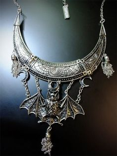 Exhilarating Jewelry And The Darkside Fashionable Gothic Jewelry Ideas. Astonishing Jewelry And The Darkside Fashionable Gothic Jewelry Ideas. Goth Jewelry, Jewelery, Jewelry Accessories, Gothic Jewellery, Jewelry Ideas, Unusual Jewelry, Handmade Jewelry, Latest Jewellery, Gothic Outfits