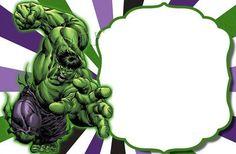 convite grátis para imprimir do hulk Games 4 Kids, Hulk Tattoo, Hulk Party, Hulk Birthday, Marvel Art, Ms Marvel, Captain Marvel, Marvel Comics, Hello Kitty Wallpaper
