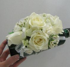 Learn How To Make A Corsage And Boutonniere Bridal Bouquets Reception Centerpieces Church