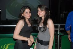 Twins Beautiful Lebanese Girls