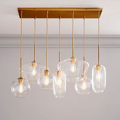 Modern Chandeliers, Contemporary Chandeliers | west elm