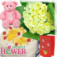 On the occasion of Birthday We offer best and cheap price Online Flower and cake Delivery , Florist In Pune and Largest collection of flowers, chocolates bouquet, gifts, cakes.