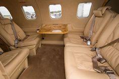 Cabin of Daher Socata TBM 850 www.ZurichAviation.com