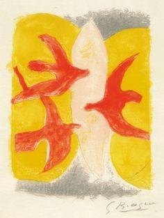 Georges Braque - Descente aux enfers