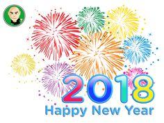 Happy New Year - Bonne Année - Auguri