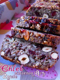 tęcza w słoiku: Chleb zmieniający życie - bez mąki Bread Recipes, French Toast, Menu, Baking, Breakfast, September, Food, Menu Board Design, Bakken