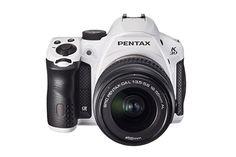 #CustomDSLR PENTAX K-30 Silky White with a WR Lens! $799/ All weather--rainproof, dust proof -- sweet!