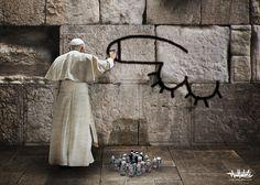 Pope(s)praying
