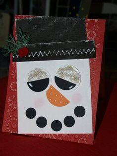 Christmas Card for the kids to make
