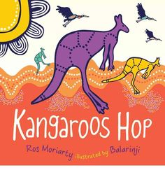 Buy Kangaroos HOP by Ros Moriarty at Mighty Ape NZ. Kangaroos Hop helps children identify favourite Australian animals in the Australian landscape. The kangaroos hop, the butterflies fly, the echidnas s. Aboriginal Education, Indigenous Education, Aboriginal Culture, Indigenous Art, Aboriginal People, Family Day Care, Australia Kangaroo, Australian Authors, Cultural Diversity