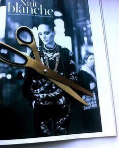 HAY Golden scissor   Photo by Josefin