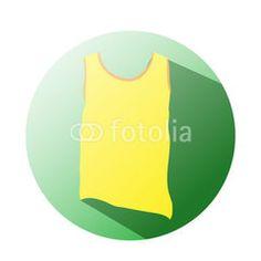 Shirt for sport men #button #fotolia #design #concept #tool #cart #shop #online #services #icon #vector #business