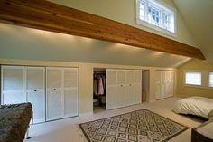 Queen Ann Whole House - Craftsman - Closet - Seattle - Neu Construction, Inc