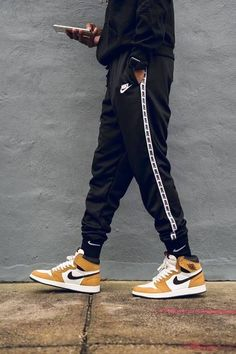 Sport style from nike