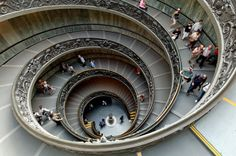 Escadaria do Vaticano