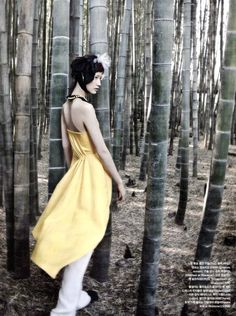 Sera Park by Bon-Chang Koo for Vogue Korea June 2013