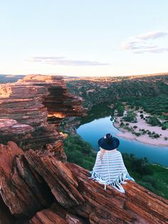 What a stunning view in Australia, but not the kind of place you'd like to drop your phone. Protect your investment with a Phone Lasso. Western Australia, Australia Travel, Adventure Awaits, Adventure Travel, Oh The Places You'll Go, Places To Visit, I Want To Travel, Roadtrip, Adventure Is Out There