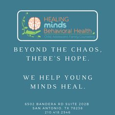 Behavioral Issues, Adolescence, First Step, San Antonio, Trauma, Counseling, Therapy, Healing, Mindfulness
