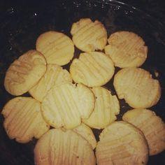 Cheese cookies :-)