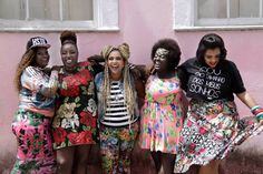 Plus Size Fashion Celebrated in Brazil: Gorda Flor http://thecurvyfashionista.com/2016/04/plus-size-fashion-celebrated-in-brazil-gorda-flor/