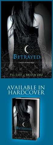 Betrayed from House of Night....better than the first I thought.