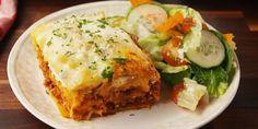 A classic lasagna made easy.