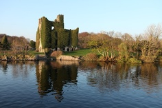 Menlow Castle (also Menlo or Menlough), Castle Ruins, Co Galway Irish Roots, Castle Ruins, Hotels And Resorts, Ireland, Cruise, River, Explore, Adventure, Family History
