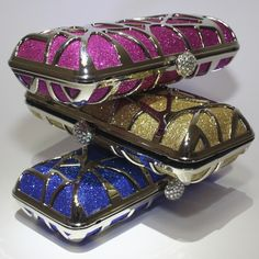 A party dress needs a party bag, and the great thing about wearing a LWD is that your colour accessorises are up to you. Be as tame or outrageous as you like!  http://www.trendstation.com.au/collections/metallic-clutches