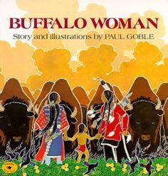 Buffalo Woman by Paul Goble